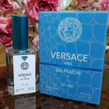 Мужская парфюмерия Versace Man Eau Fraiche версаче фрэш мэн VIP тестер 50 ml Оаэ Diamond
