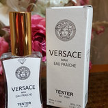 Мужская парфюмерия Versace Man Eau Fraiche версаче фрэш мэн тестер 45 ml Оаэ Diamond