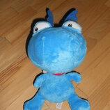 Дракончик Стаффи, доктор Плюшева игрушка из мультфильма Доктор Плюшева