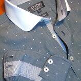 JEFF BANKS Шикарная рубашка - M - S