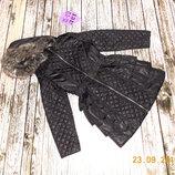 Демисезонное фирменное пальто для девочки 11-12 лет,146-152 см