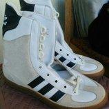 Кроссовки Adidas stabil размер 4,5-5 для профессионалов