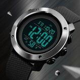 Новинка Спортивные водостойкие электронные мужские часы Skmei 1416