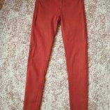 Штаны котоновые джинсы скини для мальчика