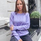 Стильный свитер,6 цветов