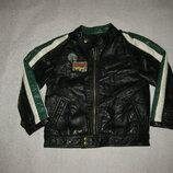 2-3 года, крутецкая куртка для юного байкера от H&M