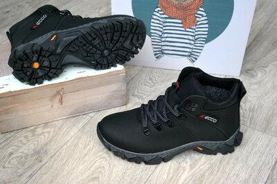 Детские подростковые кожаные ботинки прошиты проклеены 35- 39 рр в наличии
