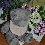 Мягкая игрушка-пищалки, коллекционные игрушки, игрушки для самых маленьких, мишка Teddy, игрушки