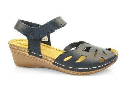 Inblu- кожаные босоножки 37-41 размеры