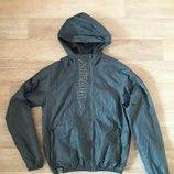 Куртка ветровка дождевик S
