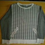 Джемпер, кофта, реглан, свитер с блеском в отличном состоянии