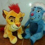 Лот...мягкие игрушки из Мультфильма Король Лев...