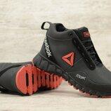 Мужские кожаные ботинки R-2 бот