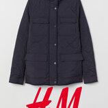 Стьобана жіноча куртка розмір S, M від H&M Швеція