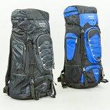 Рюкзак туристический бескаркасный Deuter 517-D объем 60 литров 4 цвета