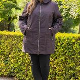 Куртка демисезонная в расцветках р 60-70