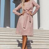Платье женское миди S-L.