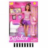 Кукла Defa Lucy с аксессуар.в ванной комнате 8200