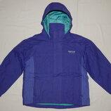 Утепленная куртка ветровка Regatta фиолетового цвета. На девочку 9-10 лет. Рост 134-140 см.