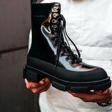 Ботинки демисезонные BOTH Gao High Boots BLACK