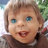 характерный мальчик улыбашка 38см испания