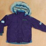 Демисезонная курточка 4-5лет
