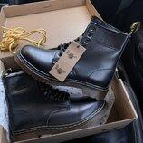 Ботинки демисезонные Dr.Martens 1460 Black Classic