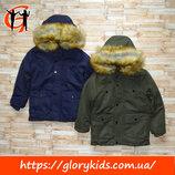 Распродажа. Зимняя куртка для мальчика Seagull, р. 8-16 лет. Венгрия