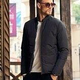 Демисезонная мужская короткая куртка