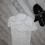 Белая рубашечка F&F на 10-11 лет