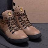 Мужские кожаные ботинки 55-5-1 ол.бот.
