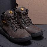 Мужские кожаные ботинки 55-6-1 кор.бот.