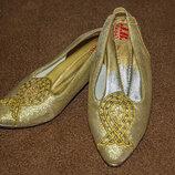 Нарятные туфли