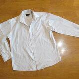 Рубашка белая на подростка