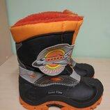 Сапоги ботинки для мальчика