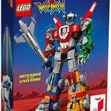 Lego Ideas Вольтрон 21311