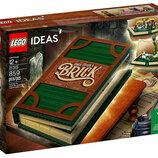Lego Ideas Раскрывающаяся книга 21315