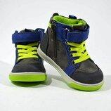 Ботинки CLIBEE арт.Р266-R, royal-green