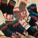 Детские носки махровые на рост 110-122