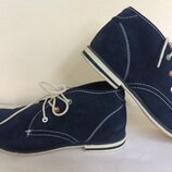 Ботинки, полуботинки Marco Tozzi кожа , р.39