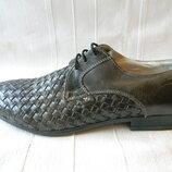 Мужские кожаные туфли Ам Shoe Company р.43