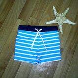 Яркие плавки Marks&Spencer 2-3лет 98см
