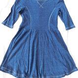 Платье рукав 3 4 Crazy8 5-6 лет большемерит