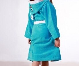 Детский халат 1-11 лет производство Турция