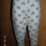 Стильние фирменние теплие штани пижама махровие Германия Esmara Эсмара .м-л .