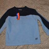 новая флиска флисовый свитер Rebel 4 года рост 104 Англия
