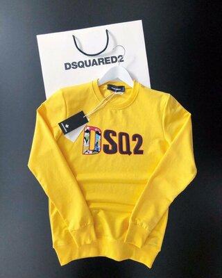 Стильный мужской свитшот Dsquared2 S M L XL XXL