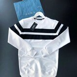 Стильный мужской свитшот Zara S M L XL