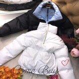 Стильная куртка три расцветки