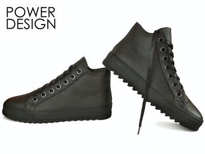 Зимние ботинки кеды утепленные кроссовки Power Design Fjord утеплитель шерсть